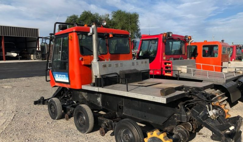 1986 PistenBully 200D full