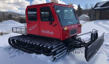 2008 PistenBully Scout full