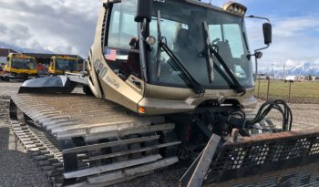 2008 PistenBully 600 full