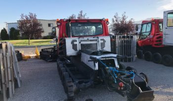 2014 PistenBully ParkPro full